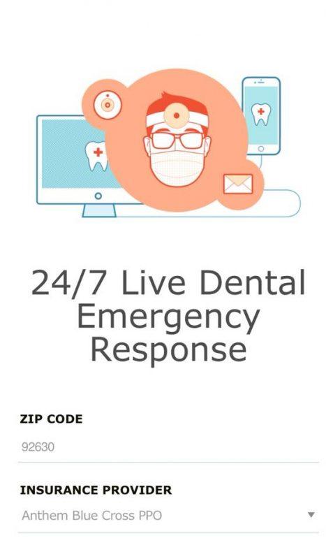 24 7 dental emergency service